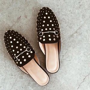 NEW with box Studded Loafers